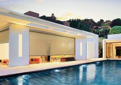 Aplha SRS - Pool House