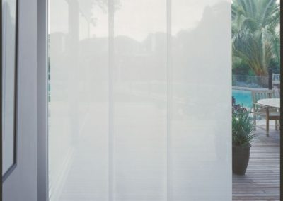 Crown Panel Sheer